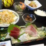 海の幸昼食