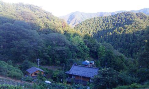 柚子の家から景観